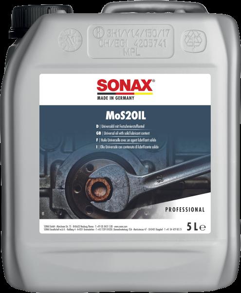 SONAX MoS2Oil 5l