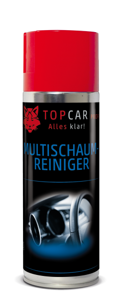 TOP CAR Multi-Schaumreiniger - Textilreiniger 400ml Dose