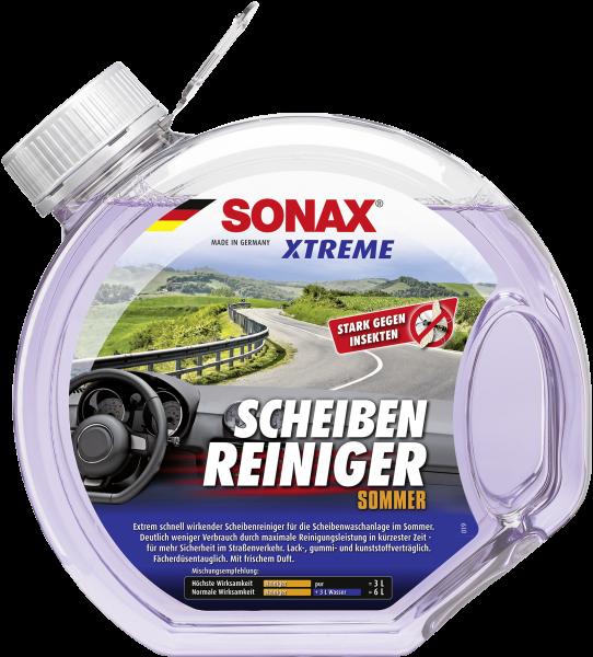 SONAX XTREME ScheibenReiniger Sommer gebrauchsfertig 3l