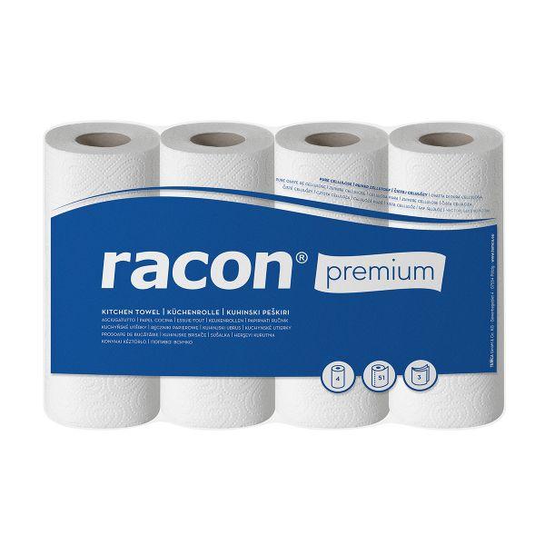 Racon premium Küchenrolle 48 Rollen 51 Blatt 3-lagig