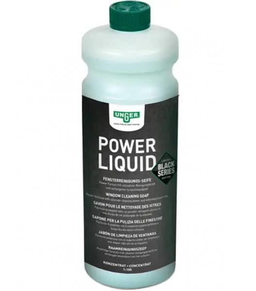 Unger Power Liquid Fensterreinigungs-Seife 1 L