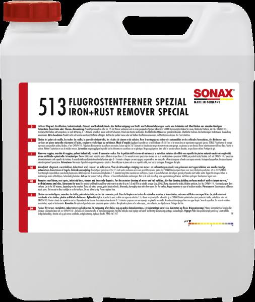 SONAX FlugrostEntferner Spezial 10l