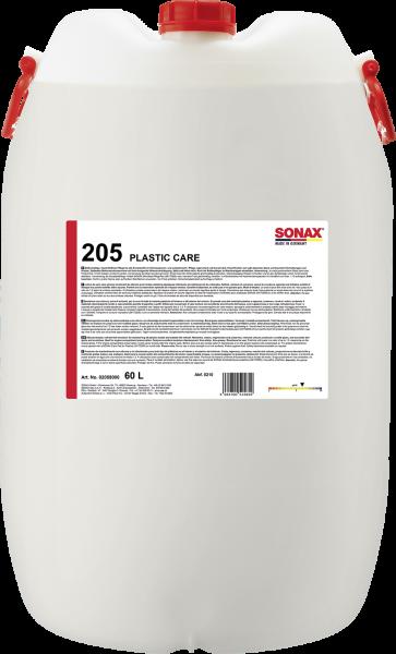 SONAX PlasticCare 60l