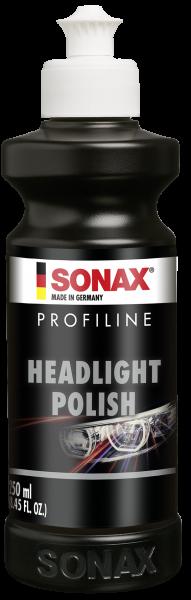 SONAX PROFILINE HeadlightPolish 250ml