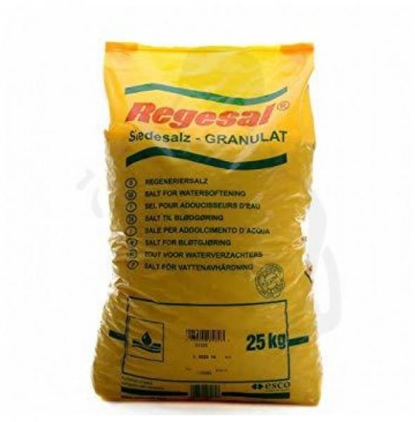 Kiehl Regeneration Salt Granulate 25kg Regeneriersalz