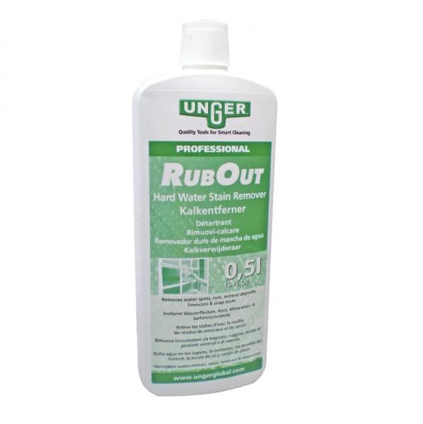Unger Rub Out 0,5 L Kalk-Fleckenentferner