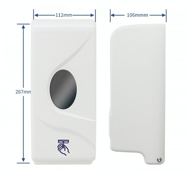 Sensor Desinfektionsspender 800ml Modell55