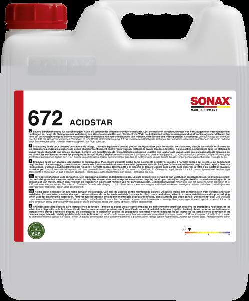 SONAX AcidStar 10l
