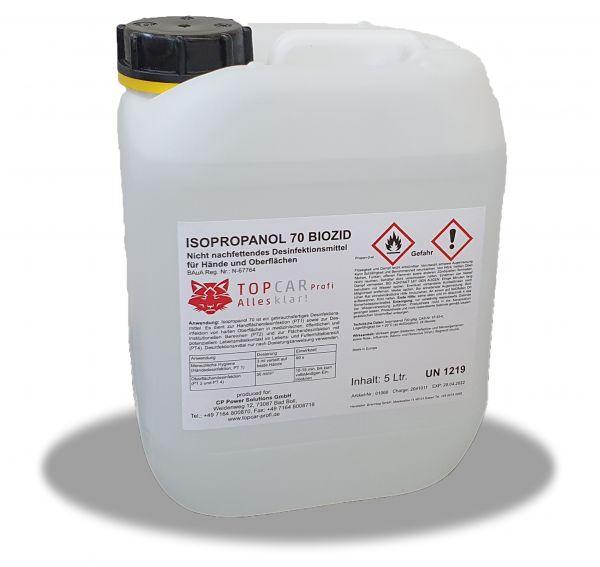 Desinfektionsmittel 5l für Hände und Fläche