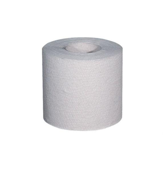 Racon Toilettenpapier Kleinrollen 1-lg, krepp, natur, 400 Blatt, 64 Rollen