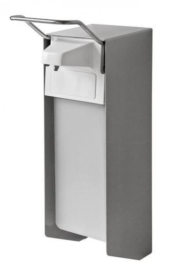 Aluminium Desinfektionsspender 1l