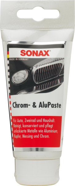 SONAX Chrom+AluPaste 75ml