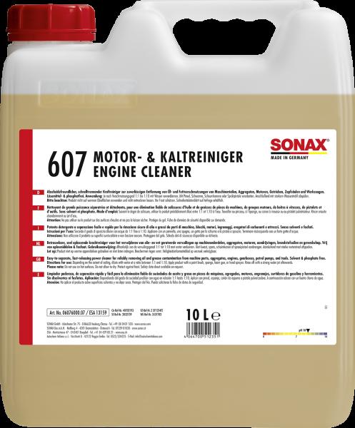 SONAX Motor+KaltReiniger 10l