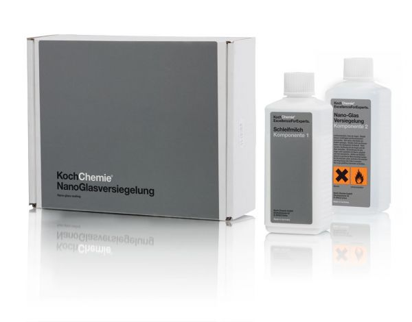 Koch Chemie Nano-Glasversiegelung SET 250ml