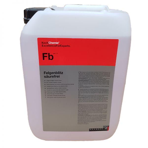 Koch Chemie Felgenblitz säurefrei - 11kg / 33kg Felgenreiniger