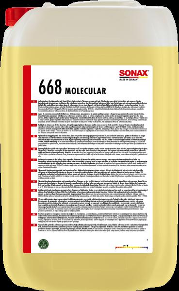 SONAX Molecular GlanzkonservierungsSchaum 25l