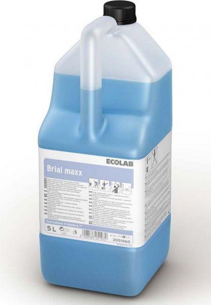 Ecolab MAXX Brial 2 Glasreiniger 5l ultranetzend