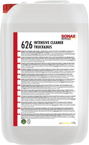 SONAX IntensiveCleaner Truck+Bus 25l