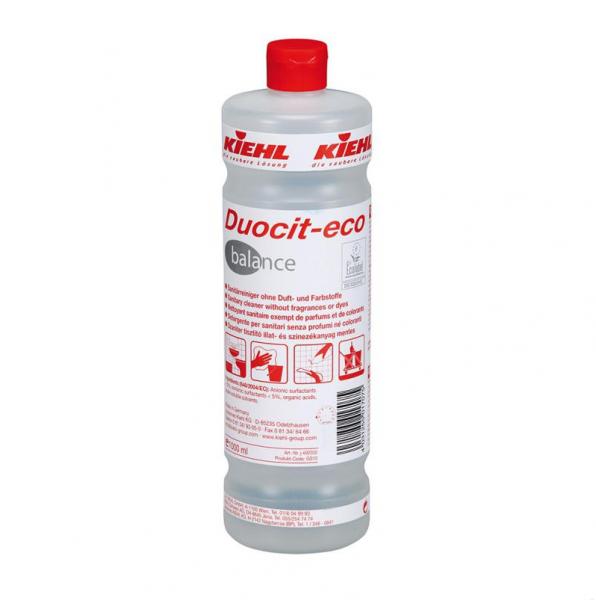 Kiehl Duocit eco balance 1l / 10l Sanitärreiniger